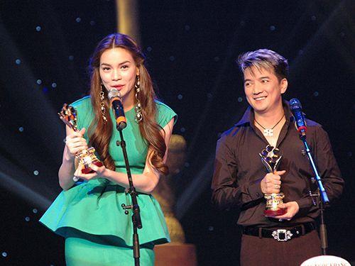 Quán quân The voice kids Thiện Nhân được đề cử giải Mai vàng - Ảnh 2