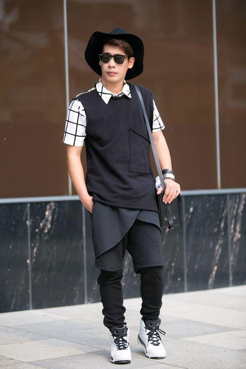 Stylist của Minh Hằng gợi ý cách mix & match đồ tối giản - Ảnh 1