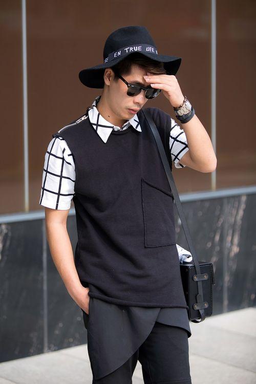 Stylist của Minh Hằng gợi ý cách mix & match đồ tối giản - Ảnh 2