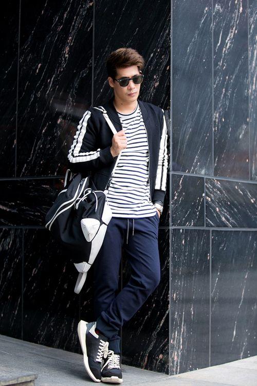 Stylist của Minh Hằng gợi ý cách mix & match đồ tối giản - Ảnh 6