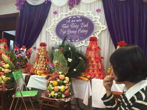 Thái Thùy Linh bí mật tổ chức lễ ăn hỏi với đại gia truyền thông - Ảnh 1