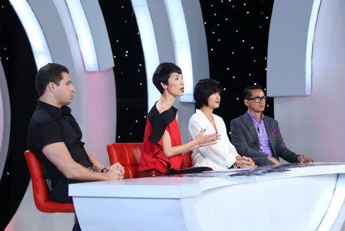 Xuân Lan chấn chỉnh thí sinh bị chê vô lễ ở Vietnam's Next Top Model - Ảnh 1