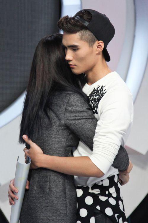 Vừa công khai yêu nhau, cặp đôi Next Top Model đã phải chia tay - Ảnh 3