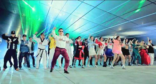 Lượt xem Gangnam Style vượt ngưỡng bộ đếm của YouTube  - Ảnh 1