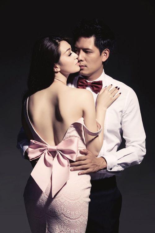 """Bình Minh """"kề môi áp má"""" Khánh My - Ảnh 4"""