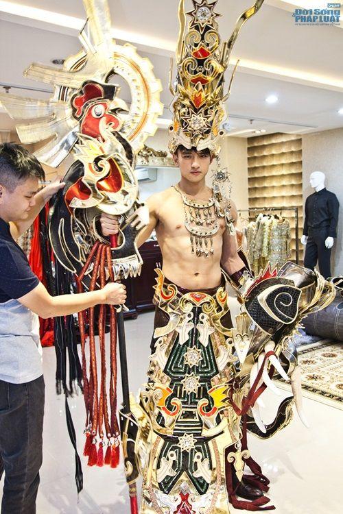 Hữu Vi tham gia Mister Global 2014 tại Thái Lan - Ảnh 6