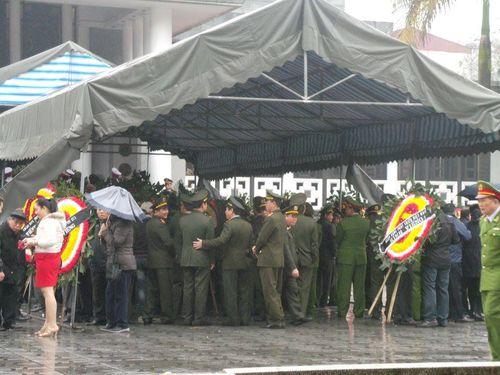 Lễ tang Thượng tướng Phạm Quý Ngọ tại Nhà Tang lễ Quốc gia - Ảnh 1