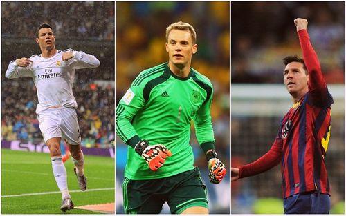Công bố 3 ứng viên Quả bóng vàng: Gọi tên Messi, Ronaldo, Neuer? - Ảnh 1