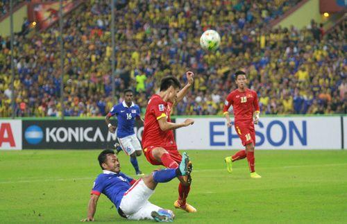 """ĐT Malaysia là """"vua thẻ phạt"""" tại AFF Cup 2014 - Ảnh 1"""