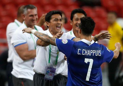 Vô địch AFF Cup 2014, ĐT Thái Lan sẽ nhận thưởng siêu khủng - Ảnh 1
