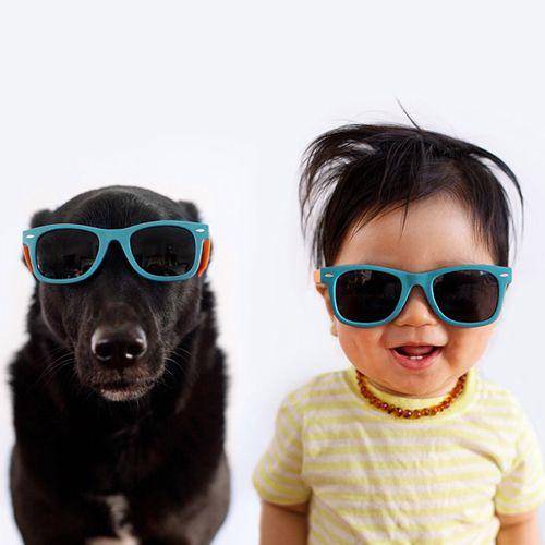 Xem bộ ảnh đáng yêu về em bé và chú chó cưng - Ảnh 4