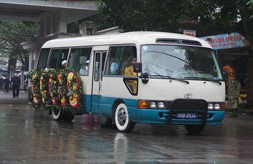 Lễ tang Thượng tướng Phạm Quý Ngọ tại Nhà Tang lễ Quốc gia - Ảnh 17