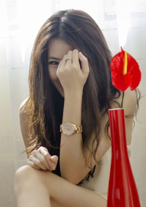 Nhan sắc hot girl đất Cảng giống hoa hậu Hà Kiều Anh - Ảnh 7