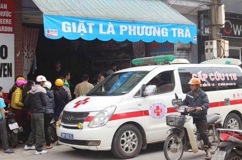 Hà Tĩnh: Một phụ nữ tử vong do mắc kẹt thang máy tự chế - Ảnh 1