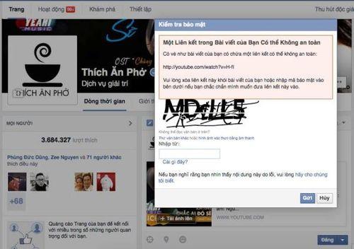 MV Chắc ai đó sẽ về của Sơn Tùng M-TP bất ngờ bị chặn trên facebook - Ảnh 1