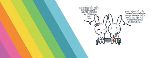 """Gặp """"cha đẻ"""" của Thỏ bảy màu đang gây sốt cộng đồng - Ảnh 1"""
