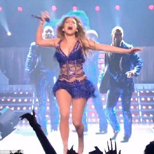 Jennifer Lopez được trả cát - xê gần 1 tỷ đồng/ 1 phút - Ảnh 2