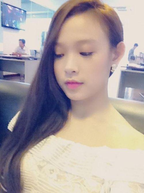 """Cựu hot girl Huyền Baby tung ảnh xinh như """"thiên thần""""  - Ảnh 1"""