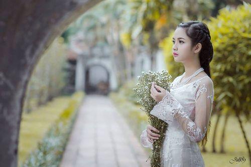 Gặp nữ sinh xứ Tuyên có gương mặt giống BTV Hoài Anh - Ảnh 7
