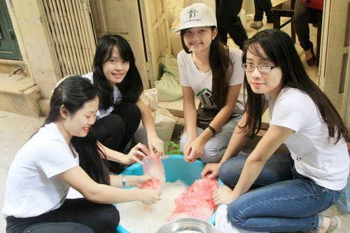 Gặp nữ sinh xứ Tuyên có gương mặt giống BTV Hoài Anh - Ảnh 4