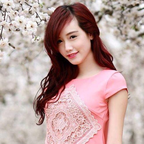 """Ngắm nhan sắc """"tựa thiên thần"""" của hot girl Kim Ngân - Ảnh 10"""