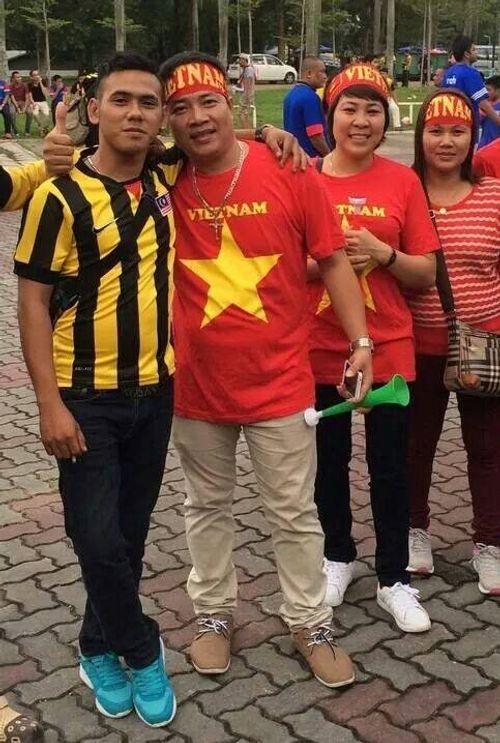 Người hâm mộ Malaysia đăng ảnh xin lỗi CĐV Việt Nam - Ảnh 10