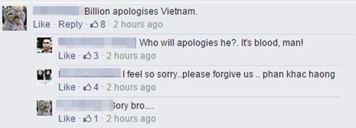 Người hâm mộ Malaysia đăng ảnh xin lỗi CĐV Việt Nam - Ảnh 4