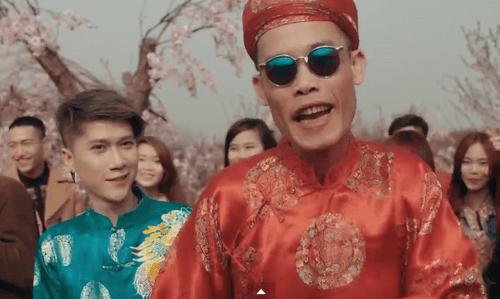 """Video: MV """"Tết đến xuân Về"""" của Vanh LEG gây sốt mạng - Ảnh 2"""