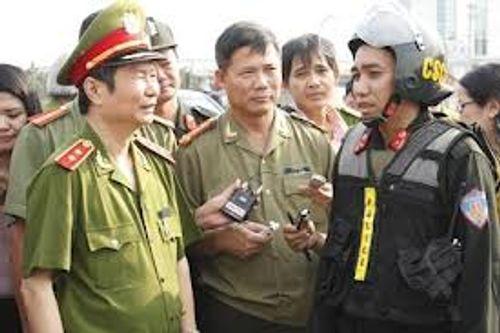 Sự nghiệp Thượng tướng, Thứ trưởng Bộ Công an Phạm Quý Ngọ  - Ảnh 1