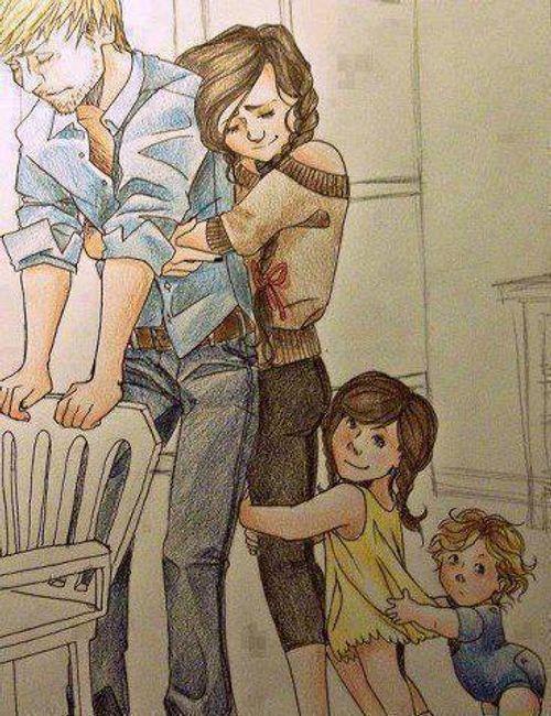 Bộ ảnh cảm động về tình yêu gia đình khiến nhiều người thổn thức - Ảnh 1
