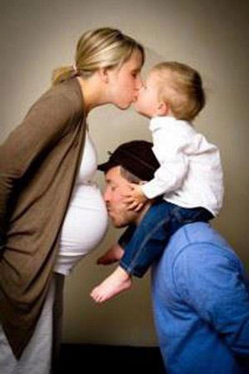 Bộ ảnh cảm động về tình yêu gia đình khiến nhiều người thổn thức - Ảnh 4
