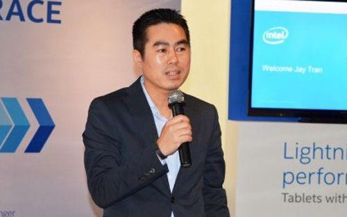 Ông Trần Đức Trung giữ chức Tổng giám đốc Intel Việt Nam - Ảnh 1
