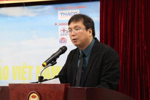 """Trao giải cuộc thi """"Tìm hiểu pháp luật về biển đảo Việt Nam 2014"""" - Ảnh 2"""