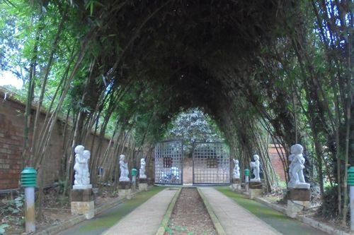 Vườn tượng tiền tỷ của đại gia học làm quý tộc - Ảnh 3