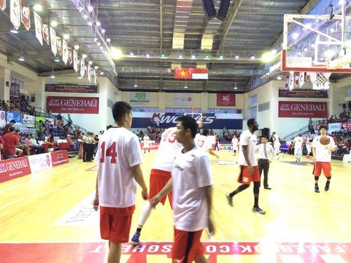 Generali đồng hành với Saigon Heat tranh giải bóng rổ Đông Nam Á - Ảnh 1