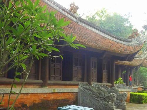 Độc đáo nghệ thuật kiến trúc kinh thành cổ Lam Kinh ở Thanh Hóa - Ảnh 2