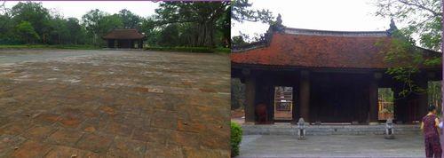 Độc đáo nghệ thuật kiến trúc kinh thành cổ Lam Kinh ở Thanh Hóa - Ảnh 1