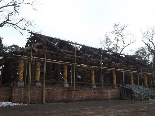 Độc đáo nghệ thuật kiến trúc kinh thành cổ Lam Kinh ở Thanh Hóa - Ảnh 6