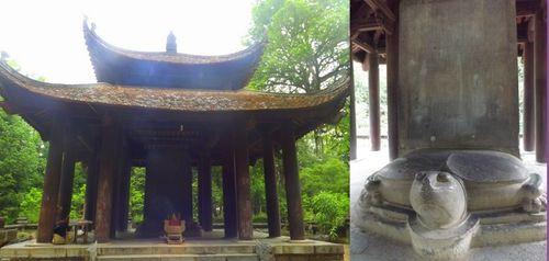 Độc đáo nghệ thuật kiến trúc kinh thành cổ Lam Kinh ở Thanh Hóa - Ảnh 4