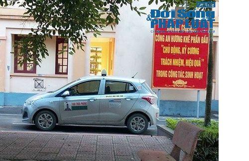 Khống chế, tóm gọn đối tượng đánh thuốc mê cướp xe taxi - Ảnh 1
