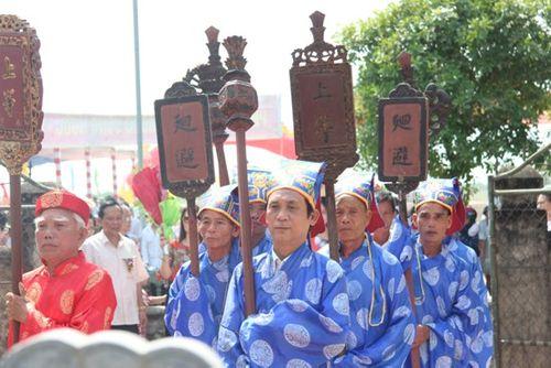 Đền Bà Cô đón nhận bằng di tích lịch sử cấp quốc gia - Ảnh 3