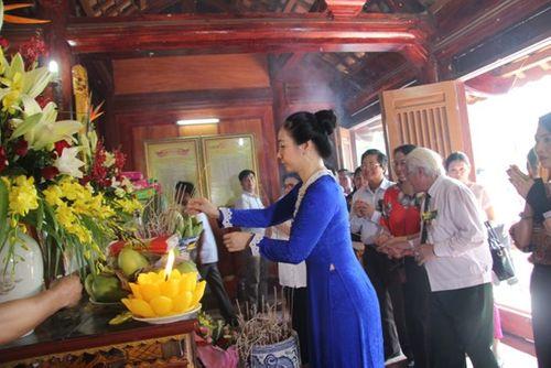 Đền Bà Cô đón nhận bằng di tích lịch sử cấp quốc gia - Ảnh 6