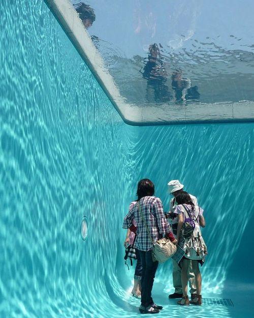 Loạt công trình tuyệt đẹp gây ảo ảnh thị giác cho người xem - Ảnh 15