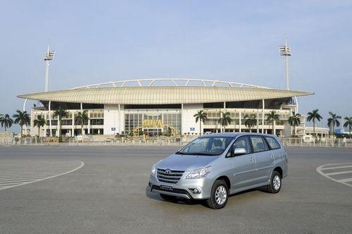 Toyota Việt Nam bất ngờ giới thiệu Innova 2014 - Ảnh 2