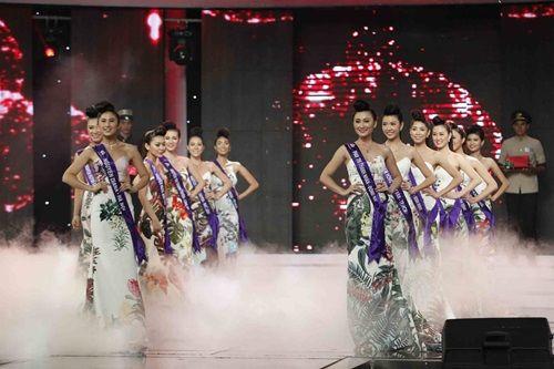 Hoa khôi Áo dài Việt Nam: Top 12 lộng lẫy chúc mừng Giáng sinh - Ảnh 4