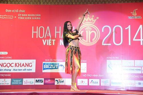 Hoa hậu Việt Nam 2014: Ngạc nhiên với nhiều người đẹp tài năng - Ảnh 2