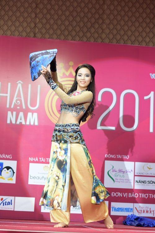 Hoa hậu Việt Nam 2014: Ngạc nhiên với nhiều người đẹp tài năng - Ảnh 3