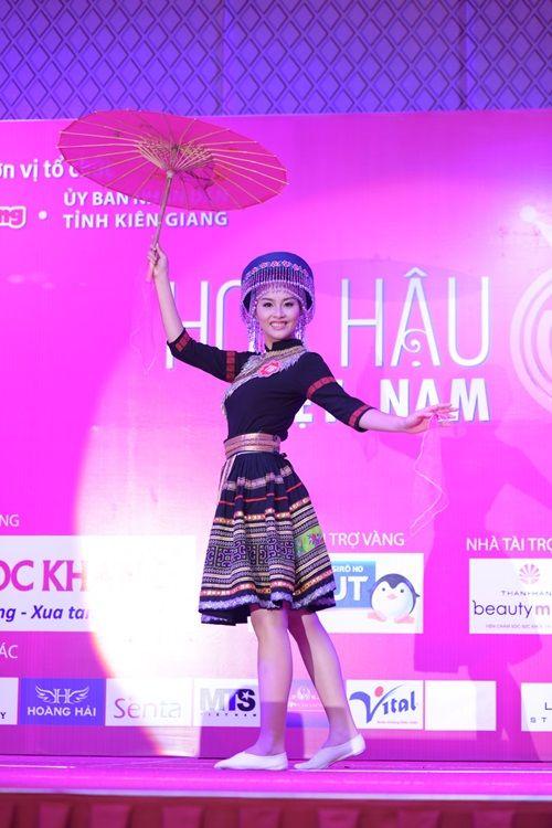 Hoa hậu Việt Nam 2014: Ngạc nhiên với nhiều người đẹp tài năng - Ảnh 1