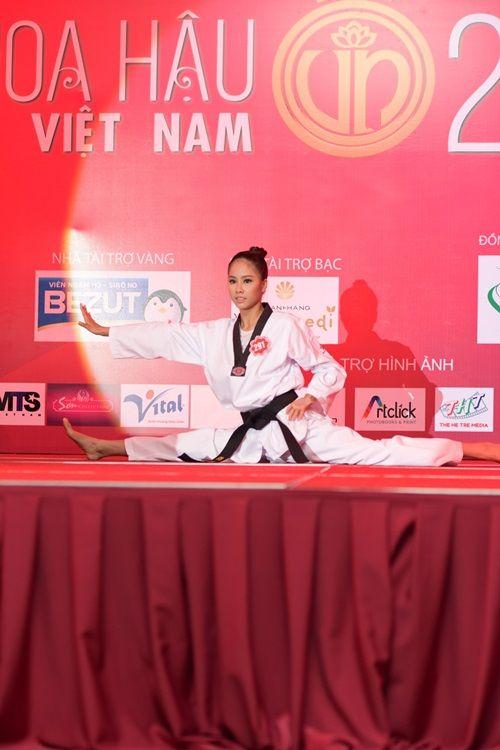 Hoa hậu Việt Nam 2014: Ngạc nhiên với nhiều người đẹp tài năng - Ảnh 4