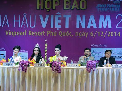 Bố mẹ Hoa hậu Việt Nam 2014 hâm mộ MC Kỳ Duyên nên đặt tên con - Ảnh 2